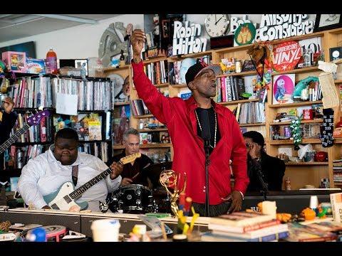 Rakim: NPR Music Tiny Desk Concert
