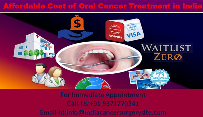 Affordable Cost Of Oral Cancer Treatment In India Promises