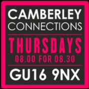Camberley Connections Breakfast