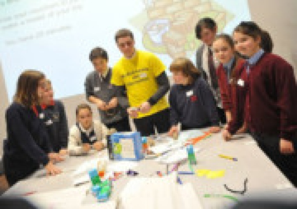 Sheffield youngsters designing toys of the future