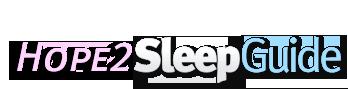 Hope2SleepGuide
