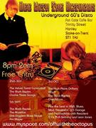 Off With The Octopus Disco, 25th July, Stoke on Trent, Free Entry!