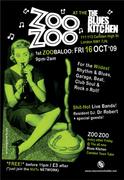 Big Boss Man & Shoestrung live @ Zoo Zoo Camden Town