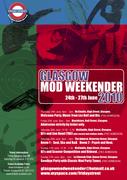 Glasgow Mods Weekender