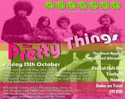 THE PRETTY THINGS! LIVE @ THE OCTOPUS CLUB STOKE