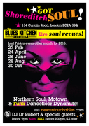 Shoreditch Got Soul @ Blues Kitchen
