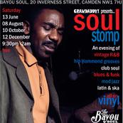 Crawdaddy! presents... Soul Stomp