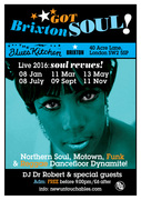 Brixton Got Soul @ Blues Kitchen (Brixton)