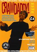 Crawdaddy! 8th Birthday Party with guest DJ Freddie Boom Boom