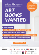 ART BOOKS WANTED 2013