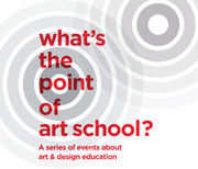 What's The Point Of Art School?