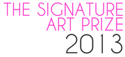 The Signature Art Prize 2013 - Call for entries