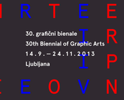 Interruption: The 30th Biennial of Graphic Arts, Ljubljana
