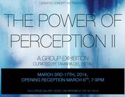 The Power of Perception Art Exhibition