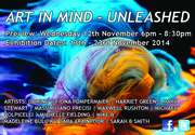 ART IN MIND: UNLEASHED EXHIBITION
