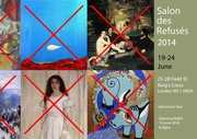 Salon des Refusés 2014: An Exhibition of Artwork Rejected by the RA Summer Exhibition