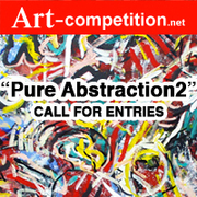 """Call For Entries """"Pure Abstraction 2"""" - for an Online Group Exhibition"""