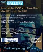 Cre8 Gallery FREE Pop Up Art Show