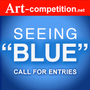 "International Call For Entries ""Seeing Blue"" - 20 Artists Group Exhibition"