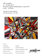 ART IN MIND  4 – 14 May