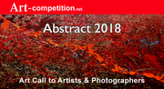"""Art Call """"Abstract 2018"""" $8,125.00 in Cash and Marketing Prizes"""