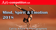 ART CALL TO ARTISTS AND PHOTOGRAPHERS – MIND, SPIRIT, & EMOTION 2018