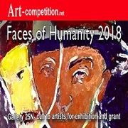 *** Call for Art - Faces of Humanity 2018 - Online Art Competition ***