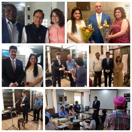 Sandeep Marwah Nominated Chair For Art & Culture at Xena World