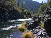 Sacred Salmon Gathering and Feast on the Applegate River at Kanaka Flats with Grandmother Aggie Pilgrim