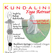 Kundalini Yoga Retreat, The Inmost Path of Mother Wisdom