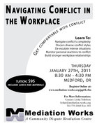 Navigating Conflict in the Workplace