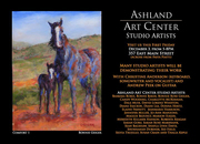 First Friday at The Ashland Art Center