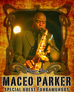 Maceo Parker with Special Guest FUNKAMUNGUS