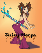 Hoop Dance Classes with Serena of Juicy Hoops - TUESDAYS
