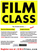 Script to Screen with Gary Lundgren - TUESDAYS (6 Weeks)
