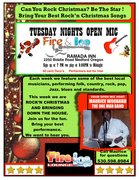 "DrWoodard's One Man Band ""TACO TUESDAYS OPEN MIC"""