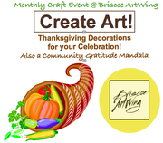 Create Art at Briscoe ArtWing