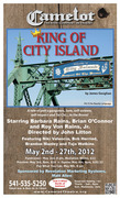 King of City Island - THROUGH MAY 27th