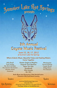 5th Annual Coyote Music Festival - NEAR BEND