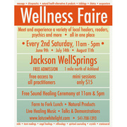 Wellness Faire along with Peace Village Festival