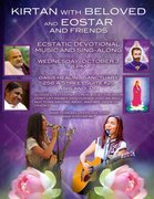 Kirtan with Beloved, Eostar and friends