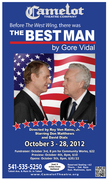 The Best Man - THURSDAY THROUGH SATURDAY 28th