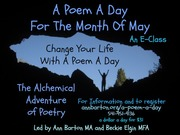 A Poem a Day for the Month of May!
