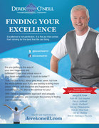 Finding Your Excellence with Derek O'Neill