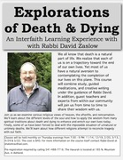 Explorations of Death and Dying