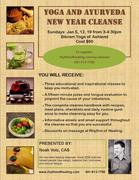 New Year Yoga Cleanse