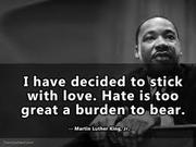 We Answer The Call of Love Martin Luther King Day Celebration