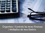 Taller práctico - Organitza i controla les teves finances i multiplica els teus estalvis!