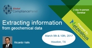 Extracting information from geochemical data 2017