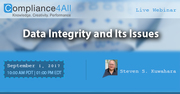 FDA Issues and its FDA Data Integrity - 2017